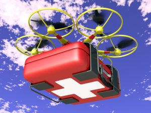 Drones Will Change Medical Deliveries in North Carolina