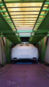 enclosed car shipping