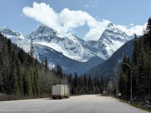 Semi-Trucks a Hazard for the Highlands!