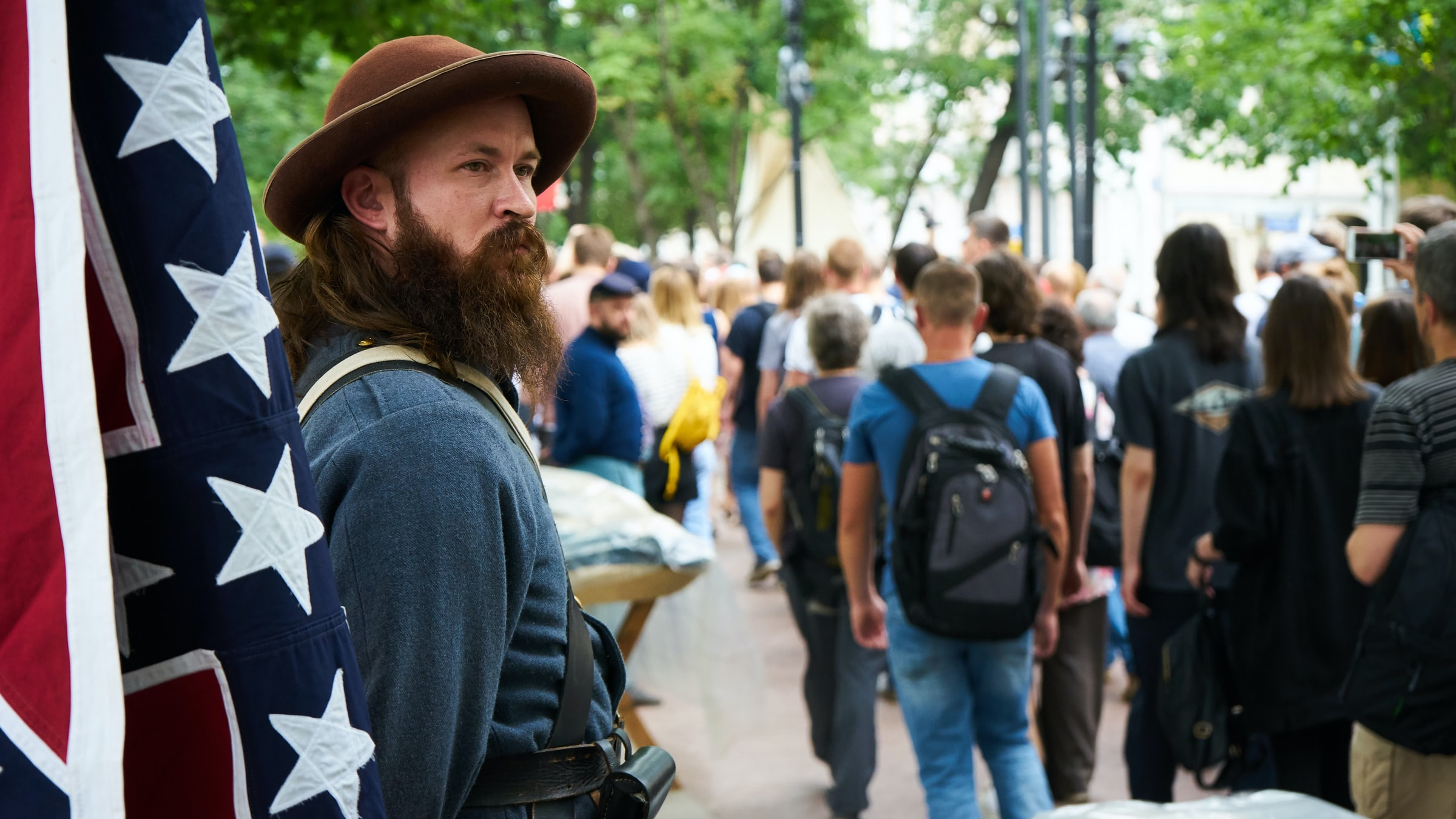 Confederate Veterans Sue Battle Flag Removal! No Confederate Plates