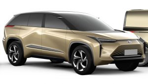 Beyond Zero: A Rename Of Toyota Electric Vehicles From The Future