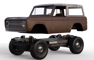 Zero Labs Turns Rusty Truck Into A Full-Fledged Electric Vehicle
